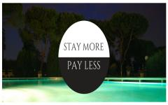 <h3>STAY MORE PAY LESS (Halbpension)</h3>