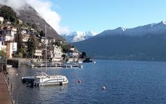 Primavera sul lago di Como