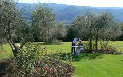 WATERCOLOR PAINTING AND SKETCHING WORKSHOP IN CHIANTI