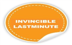ROOM ONLY & LAST MINUTE - INVINCIBLE RATE
