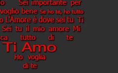 Un Amore all'Italiana