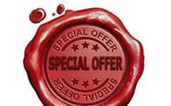 Special Offer - Febbraio 2015