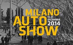 Milano Autoshow 11/21 dicembre 2014...per chi resta più a lungo!