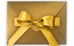 <b>Excelsior Gift Card - Gold</b>