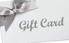 <b> Excelsior Gift Card - Silver </b>