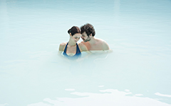 Romantic Day Spa Thermal Pool for two